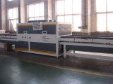 La carpintería de PVC de prensa de vacío Máquina laminadora