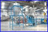 1000kg / H Capacidade de entrada Garrafa para animais de estimação Linha de reciclagem / garrafa para animais de estimação Linha de lavagem / garrafa de animais de estimação Estaca de lavagem e lavagem