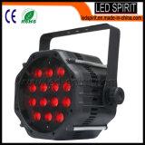 Equipo LED Zoom Beam Móvil Luz Etapa Cabeza