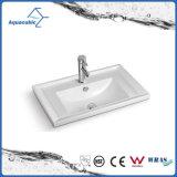 Bassin en céramique de Module et premier bassin de lavage des mains de vanité (ACB2211)