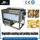 Multifuncional automática burbuja industrial de acero inoxidable 304 de frutas Lavadora