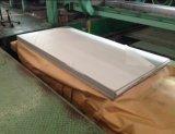 Placa de alta calidad en acero inoxidable
