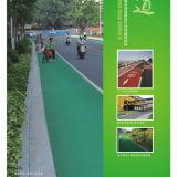 Pavimentazione chiara di cristallo del caricamento di colore di protezione dell'ambiente con il migliore prezzo