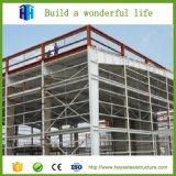 PrefabSchuilplaats van de Woningbouw van de Structuur van het Staal van het Pakhuis van lage Kosten de Prefab