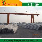 Moldes eléctricos concretos de poste/poste eléctrico concreto que hace a los moldes/a poste eléctrico concreto que hacen la máquina