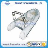Hypalon/PVC de Opblaasbare Boot van de Rib (RIB390C)
