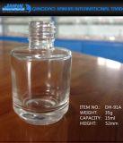 6ml-15ml kleine Sylinder Form-Glasflasche für Nagellack