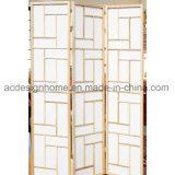 Divisori semplici normali più popolari dello schermo dello Shoji in mobilia dell'interno cinese di stile giapponese