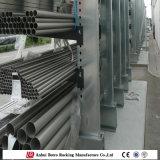 Bastidores de armazenamento de tubos de aço com rack de cantilever de serviço pesado econômico