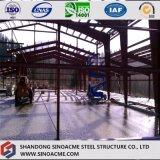 Сборные Sinoacme металлической балки структуре склада