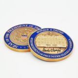 Nach Maß Herausforderungs-Münzen-Andenken-Münzen-Erinnerungsmünzen-Militärmünze 3D
