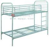 学校家具の寮の鉄骨フレームのシングル・ベッド