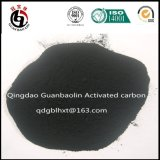 Pulvriger aktivierter Kohlenstoff
