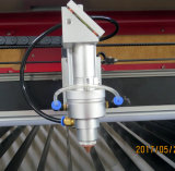 Taglierina del metallo del laser di CNC & taglierina del metalloide con il fuoco in tensione