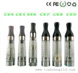 Precio de 2013 E-cigarrillo con una capacidad de batería retrato de familia CE4-CE9 Atomizer