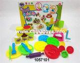 De Gekleurde Klei van de Maker van het Roomijs van de Fabriek van het Stuk speelgoed van de goede Kwaliteit DIY (1057105)