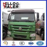 HOWO 6X4 40t Trailer Head 371HP Tractor Truck
