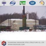 Estructura metálica de varios pisos Sinoacme Edificio Industrial