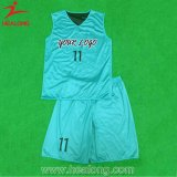 Conception personnalisée Healong Sportswear SUBLIMATION Maillot de basket-ball réversible