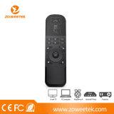 Touchpad alejado sin hilos del ratón del aire del teclado 2.4G para la TV, el STB, el DVD, el acondicionador de aire, el tablero del escritorio, la PC, el ordenador portátil etc.