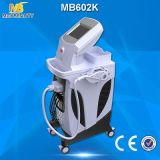 Cavitação quente do laser de Elight IPL RF dos punhos da máquina 6 da beleza (MB0602K)