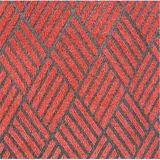 Tapete não tecido de jacquard de cor dupla
