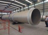 Secador de cilindro giratório da serragem do ISO/secador giratório microplaquetas de madeira/secador de cilindro pequeno