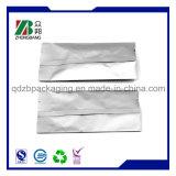 Sacchetti impaccanti risigillabili stampati abitudine del di alluminio