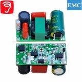 8-18W aucun gestionnaire de tube de la fiche T5/T8 DEL de Hpf de clignotement avec EMC QS1302