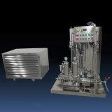 香水を作るフリーズ機械