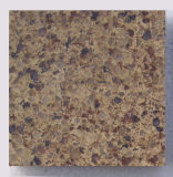 Сожмите камень кварцевый камень слоя на кухне сверху, ванная комната на столе