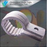 Самая новая подгонянная отливка песка серого утюга с подвергать механической обработке CNC