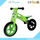 Bicicletta dei bambini della bici del capretto corrente di sport dell'equilibrio del bambino di legno della bici