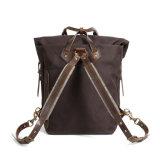 Наиболее востребованных хорошего качества 16 коричневого Canvas рюкзак для мужчин