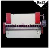 Freno inoxidable de la prensa de la placa de acero del CNC del freno hidráulico de la prensa