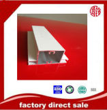 Profilo di alluminio dell'alluminio 6063 T5/dell'espulsione per materiale da costruzione