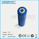 Nachladbare Batterie 18650 (3.7V 3400mAh)