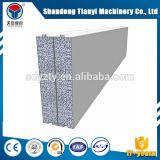 Tianyi 이동할 수 있는 조형 샌드위치 시멘트 EPS 벽면 기계