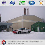 Estructura metálica de varios pisos fabricada Sinoacme Edificio Industrial