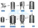 Mikrofertigkeit-Bierbrauen-Gerät (ACE-FJG-2D)
