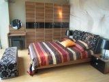 Wohnzimmer-Möbel, Bett, Kopfende Talbe, Nachtstandplatz