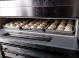 Machine de cuisson au pain électrique au four à plate-forme