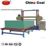 Resíduos de tecido &máquina de corte de Espuma