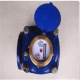 ISO4064 Woltman 플랜지 끝 연성이 있는 철 부피 물 미터