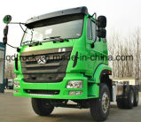 Camion della testa del trattore di Sinotruk 336HP 4X2 HOWO