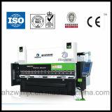 Máquina de dobra servo do CNC da linha central da torsão de Wc67k 40t/2500