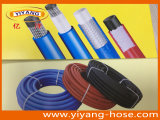 Tuyaux d'air de qualité superbe, caoutchouc et technologie à haute pression de PVC, boyau de machine