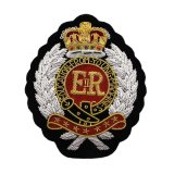 Polícia-Chief Constable Cap Badge Patches