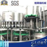 Автоматическая без расширительного бачка для безалкогольных газированных напитков 3-в-1 промывка заполнение Capping машины