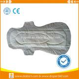 規則的な綿によって飛ぶ形の生理用ナプキン